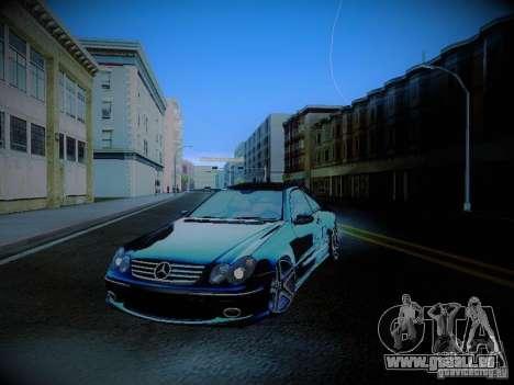 Mercedes-Benz CLK 55 AMG Coupe für GTA San Andreas