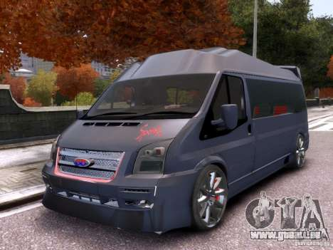 Ford Transit Sport Edition RV 2013 pour GTA 4