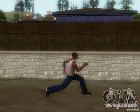 GTA IV Animations v1.1 für GTA San Andreas