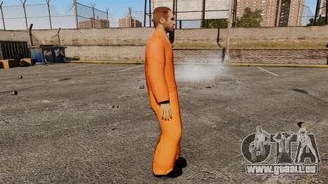 Sam Fisher-v5 für GTA 4 Sekunden Bildschirm