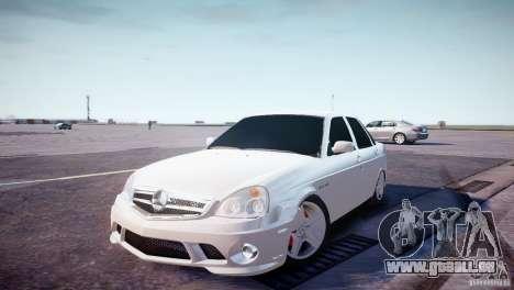 LADA Priora 2170 AMG pour GTA 4
