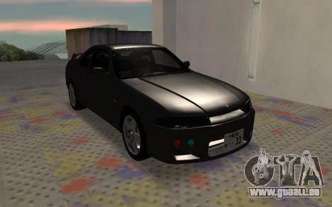 Nissan Skyline GTS25T (R33) pour GTA San Andreas laissé vue