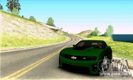 Real HQ Roads pour GTA San Andreas septième écran