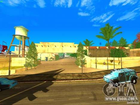 New Studio in LS pour GTA San Andreas cinquième écran