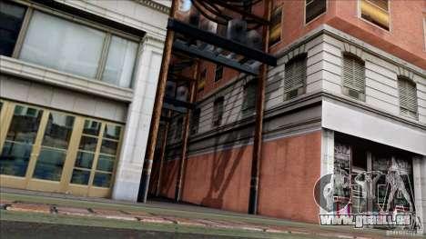 SA Beautiful Realistic Graphics 1.6 pour GTA San Andreas cinquième écran