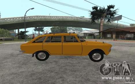 IZH 2125 Gorynych pour GTA San Andreas vue de droite