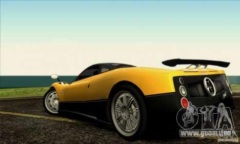 SA_gline v2.0 pour GTA San Andreas cinquième écran