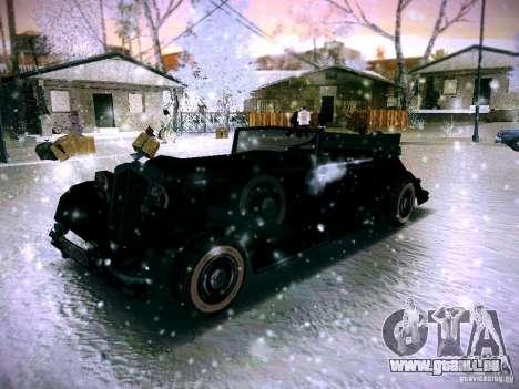 Autos hinter feindlichen Linien 2 Spiel für GTA San Andreas