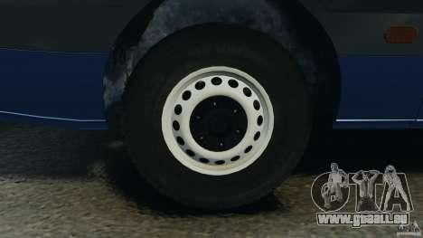 Mercedes-Benz Sprinter G4S ES Cash Transporter für GTA 4 obere Ansicht