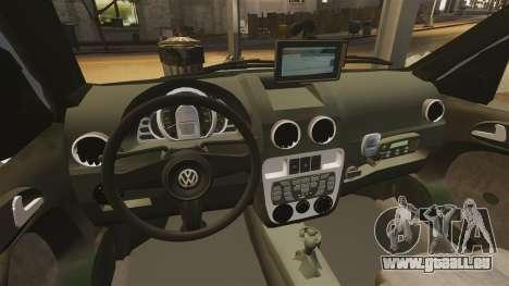 Volkswagen Parati G4 PMESP ELS pour GTA 4 est un côté