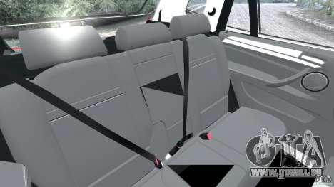 BMW X1 pour GTA 4 est un côté