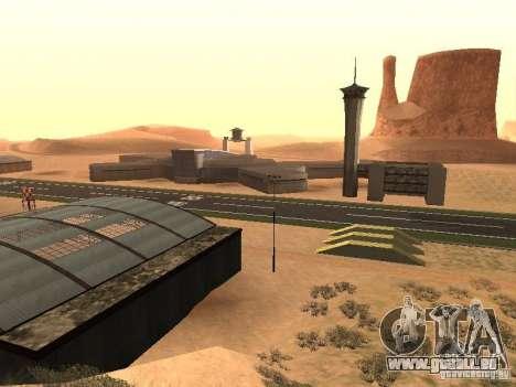 Le nouvel aéroport pour GTA San Andreas