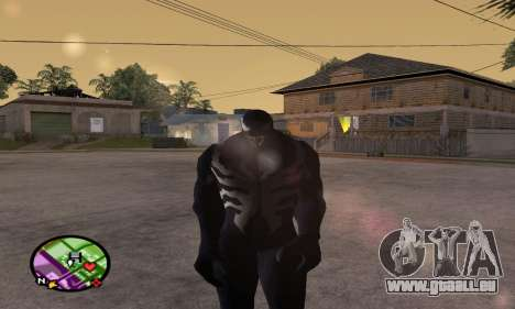 Spider Man and Venom pour GTA San Andreas