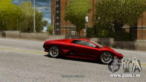 Vitesse du véhicule pour GTA 4