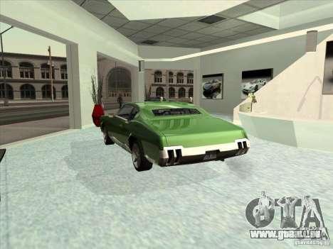 ENBSeries by Chris12345 für GTA San Andreas her Screenshot