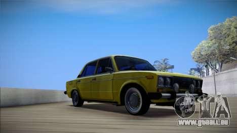 VAZ 2106 rétro V3 pour GTA San Andreas