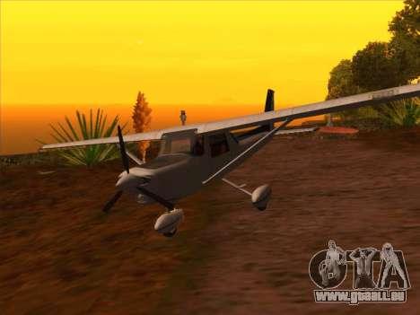 Cessna 152 v.2 pour GTA San Andreas