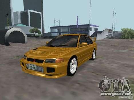 Mitsubishi Lancer Evolution III pour GTA San Andreas