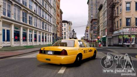 Simple ENB pour GTA 4 sixième écran
