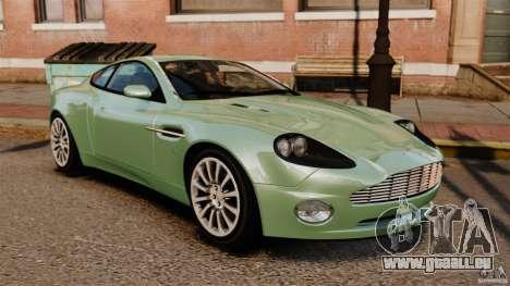 Aston Martin Vanquish 2001 pour GTA 4