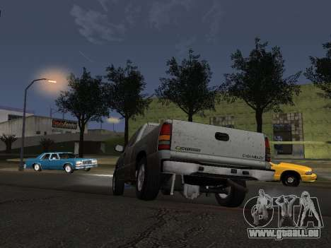 Chevorlet Silverado 2000 für GTA San Andreas Seitenansicht