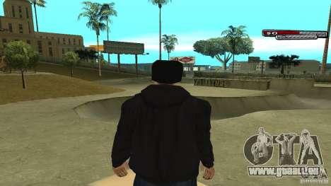 Radrennfahrer HD für GTA San Andreas her Screenshot