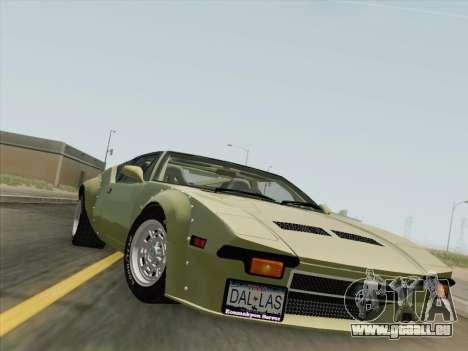 De Tomaso Pantera GT4 für GTA San Andreas