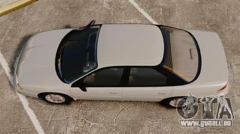 Dodge Intrepid 1993 Civil für GTA 4 rechte Ansicht