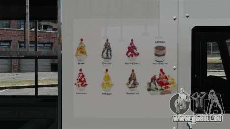Nouveau van moroženŝika pour GTA 4 cinquième écran