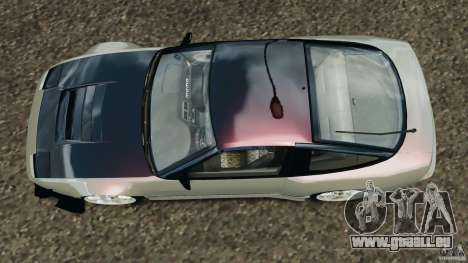 Nissan 240SX Kawabata Drift für GTA 4 rechte Ansicht