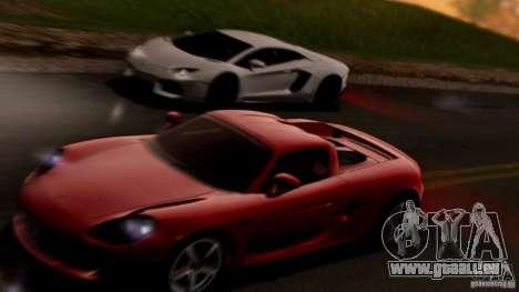 SA Beautiful Realistic Graphics 1.6 pour GTA San Andreas onzième écran