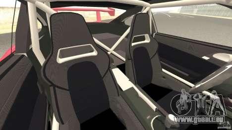Porsche 997 GT2 Body Kit 2 pour GTA 4 est une vue de l'intérieur
