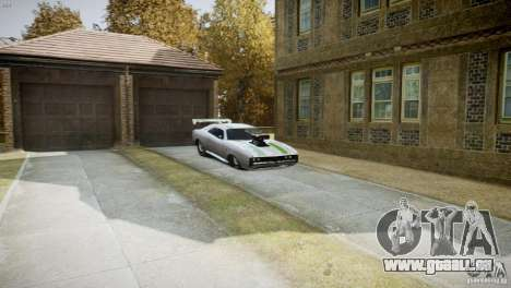 Dukes City-Drag für GTA 4 Seitenansicht