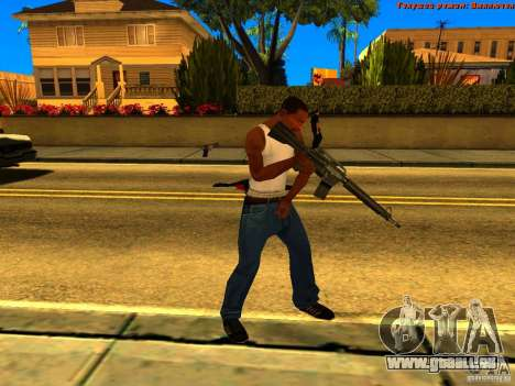 New Animations V1.0 für GTA San Andreas siebten Screenshot