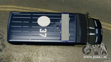 Mercedes-Benz Sprinter Police [ELS] für GTA 4 rechte Ansicht