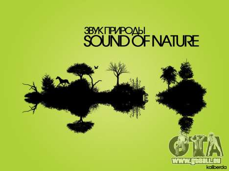 Sounds of Nature für GTA San Andreas
