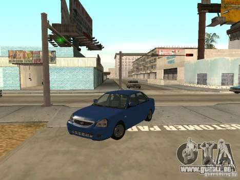LADA 2170 Drain für GTA San Andreas