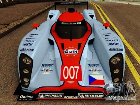 Aston Martin DBR1 Lola 007 für GTA San Andreas linke Ansicht