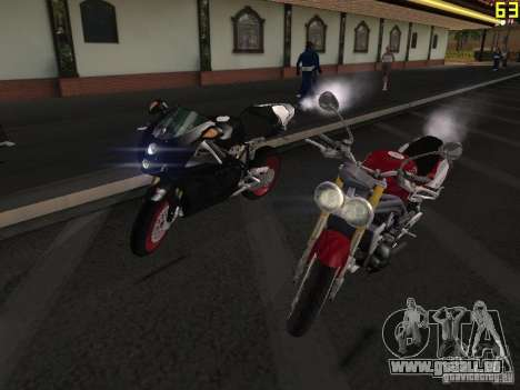 Ducati 999R für GTA San Andreas