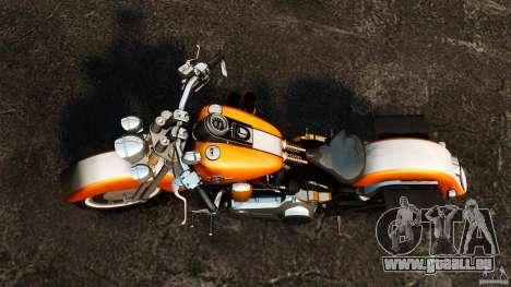 Harley Davidson Fat Boy Lo Vintage für GTA 4 rechte Ansicht
