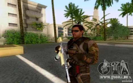 David Mason pour GTA San Andreas troisième écran