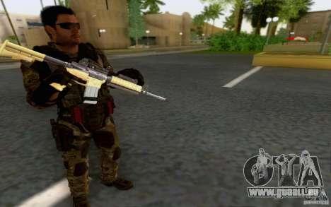 David Mason für GTA San Andreas her Screenshot