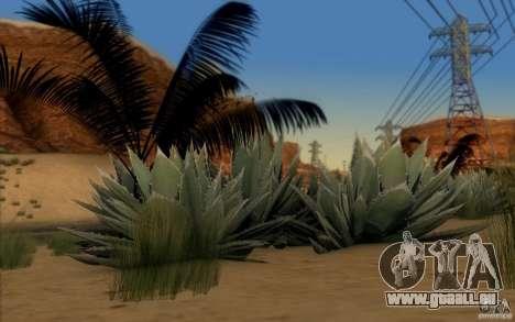 RoSA Project v1.0 pour GTA San Andreas deuxième écran