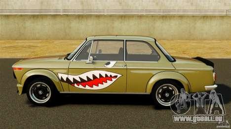 BMW 2002 Turbo 1973 für GTA 4 linke Ansicht