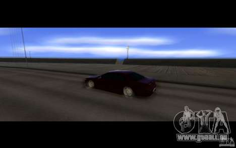 Toyota Cresta JZX 90 pour GTA San Andreas vue de droite