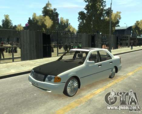 Mercedes-Benz C220 W202 pour GTA 4