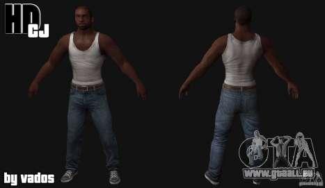 New CJ pour GTA San Andreas