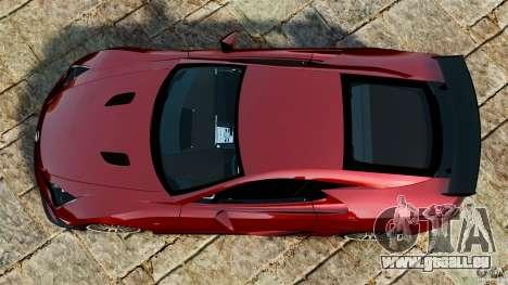 Lexus LFA 2012 Nurburgring Edition pour GTA 4 est un droit