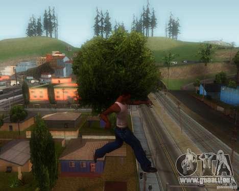 GTA IV Animations v1.1 pour GTA San Andreas quatrième écran