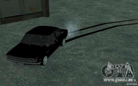 Datsun 510 für GTA San Andreas Rückansicht
